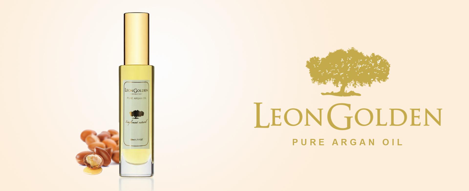 Leon Golden Pure Argan Oil